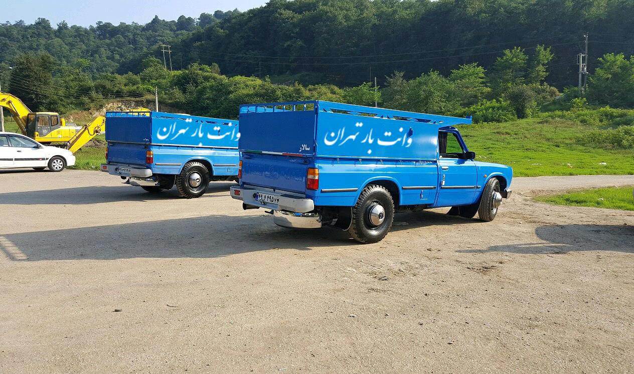 پوشش سراسر تهران