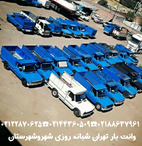 شبانه روزی شهروشهرستان